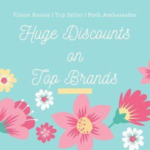 Bundle Sale on top brands! Anything $4 = 6/$14!